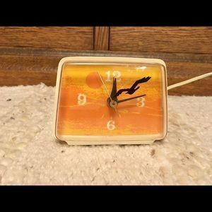 Vintage clock WORKS!